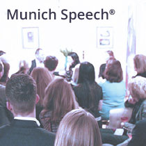 Munich Speech, Dietlinde Behncke, behncke communications München Berlin