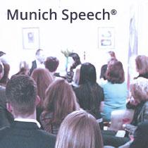 Munich Speech, Dietlinde Behncke, behncke communications München Berlin