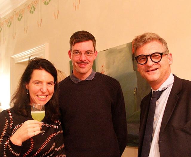 MUNICH SPEECH MIT BART VAN DER HEIDE   28. NOVEMBER 2014  